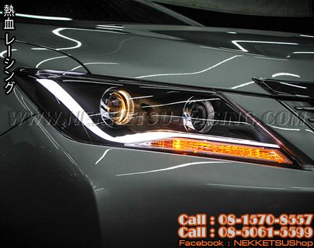 ไฟหน้า Camry 2012 Projector Audi Style