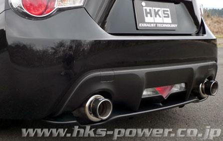 ท่อสูตร HKS Toyota FT86 Spec L