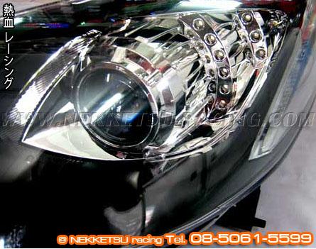 ไฟหน้า Mazda2 Projector Depo