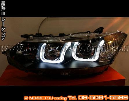 ไฟหน้า Toyota Vios 2013 ทรง BMW