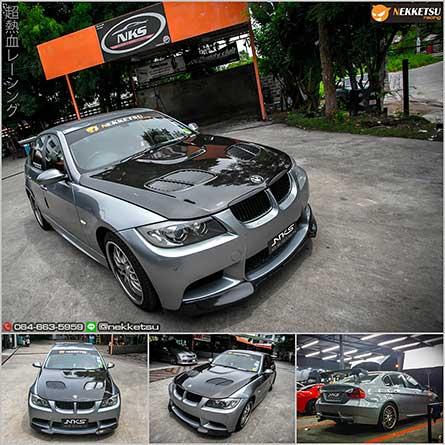 ชุดแต่งรถ BMW E90 ทรง M3