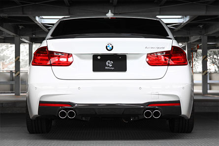 ชุดแต่ง BMW Series 3 F30 ทรง 3D Design