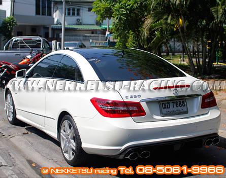 ชุดแต่ง Benz W207 E Coupe ทรง Piecha