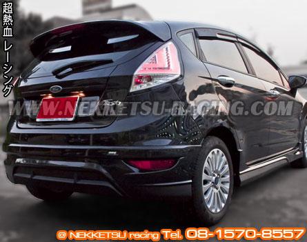 ไฟท้าย Ford Fiesta 5 ประตู LED (JUNYAN)