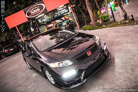 ชุดแต่งรถ Civic FB สเกิร์ต Type X