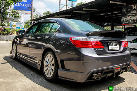 ชุดแต่งรถ Honda Accord G9 ทรง Type R