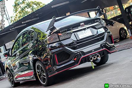 ชุดแต่งรถ Honda City ทรง Type R 2018