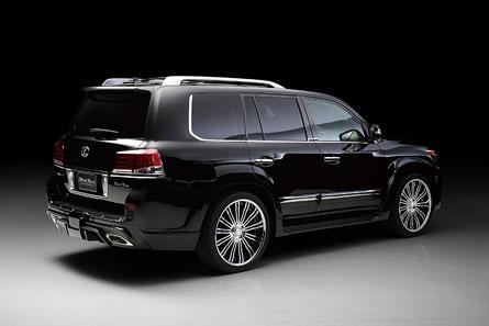 ชุดแต่ง Lexus LX570 WALD Sport Black Bison