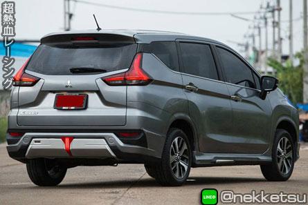 ชุดแต่งรถ Mitsubishi Xpander 2018 ทรง Smart X