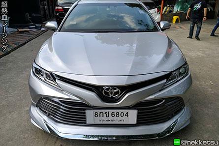 ชุดแต่งรถ Toyota Camry 2019 ทรง Modellista