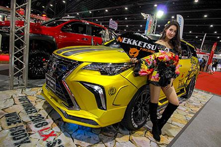 ชุดแต่งรถ Fortuner ทรง LX Sport 2018 Wide Body V.2