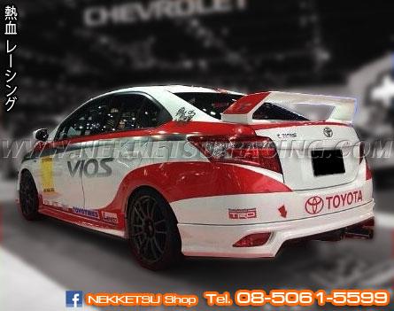 ชุดแต่ง VIOS 2013 ทรง TRD Sportivo