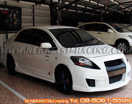 Toyota  on New Vios Gtr Wide Body              Call
