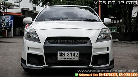 ชุดแต่ง VIOS 2007-2012 ทรง GTR V.2