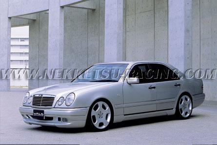 Benz e class w210 wald executive line exchange for Mercedes benz wayne nj