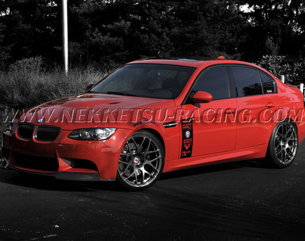 ล้อ HRE P40 Wheels BMW