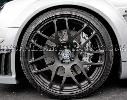 ล้อ HRE P40 Wheels BENZ