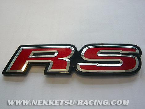 โลโก้ RS logo Jazz/Fit 08-11 (ญี่ปุ่น)
