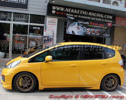 �ŧ Jazz 2008 �� Jazz 2011 MC Mugen RS