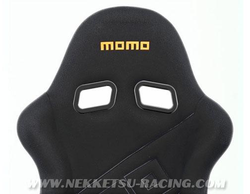 Momo Seat Start 2007 Black Seats